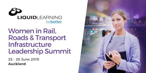 Women in Rail, Roads & Transport Infrastructure Leadership Summit
