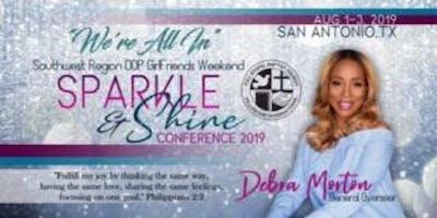 FGBCF SW Region Sparkle & Shine Conference 2019