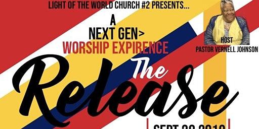The Release Worship Experience 2019