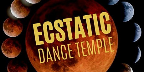 Ecstatic Dance Temple: Full Moon Monday's tickets