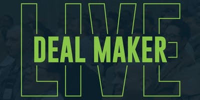 DEAL MAKER LIVE. Multifamily Investor Training & Networking w/ MICHAEL BLANK