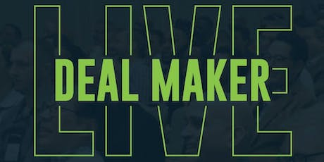 DEAL MAKER LIVE. Multifamily Investor Training & Networking w/ MICHAEL BLANK tickets