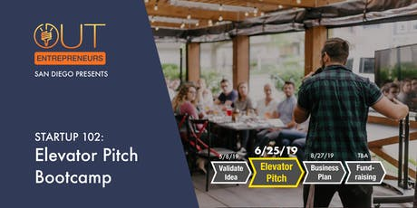 STARTUP 102: Elevator Pitch Bootcamp w/ Lamar Rutherford tickets