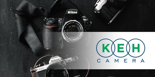KEH: Photography Gear Buying Event