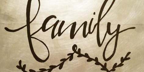 Cottage Calligraphy and Illustration Series: Mixed Media and Surfaces