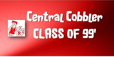 CENTRAL COBBLER  CLASS OF  99' REUNION tickets