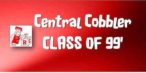 CENTRAL COBBLER  CLASS OF  99' REUNION