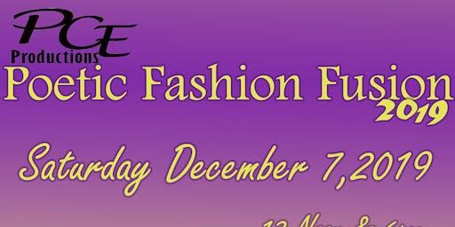 Poetic Fashion Fusion 2019 pm show