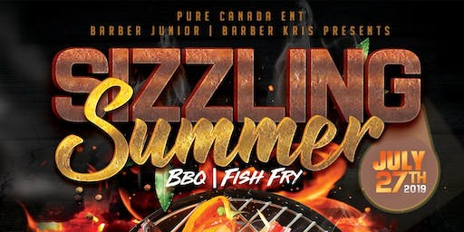 Sizzling Summer BBQ & Fish Fry