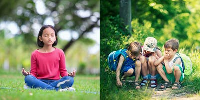 Natural Mindfulness for Children - A Course for Educators by Sarah Owen