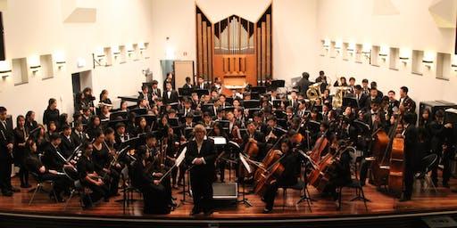 MSJ Orchestra Registration 2019-2020