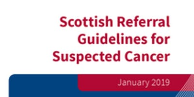 Revised Scottish Cancer Referral Guidelines Education Evening