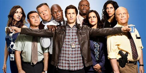 Brooklyn Nine-Nine Trivia - Saturday 29th June 2019