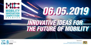 Pitch Event - Mobility Innovation Competition@Campus
