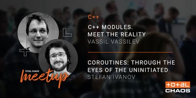 Total Chaos Meetup - C++ group