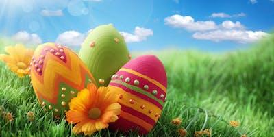 Le Robinson Easter Eggstravaganza