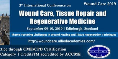 International Conference on WoundCare,TissueRepair & Regenerative Medicine