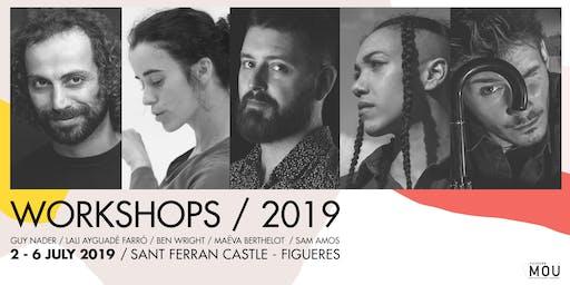 Festival Figueres es MOU 2019 AGITART Professional Workshops