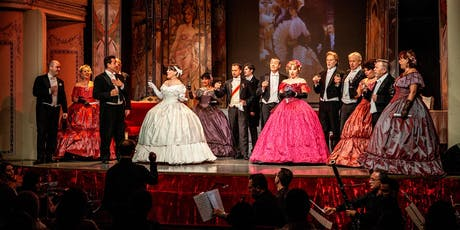 I Virtuosi dell'opera di Roma - La Traviata at Salone Margherita biglietti