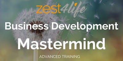 Zest4life Business Development Mastermind LONDON