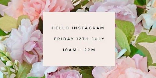 Hello - Instagram