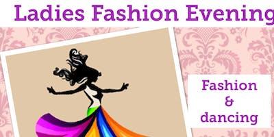 Ladies Fun Fashion Evening at Pinewood Nurseries