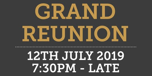 The GRAND  REUNION - Alsop High School Centenary Celebration #Alsop100
