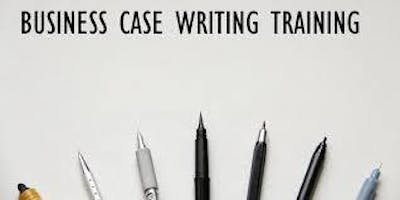 Business Case Writing Training in Montreal on May-24 2019