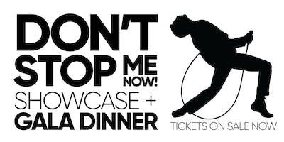The VivaMK 'Don't Stop Me Now' Gala Dinner