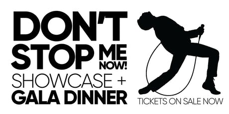 The VivaMK 'Don't Stop Me Now' Gala Dinner tickets