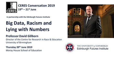 CERES Conversation 2019 Keynote: Professor David Gillborn tickets