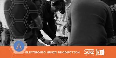 Workshop: 90s RnB Production mit Logic Pro X &