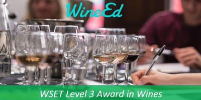 WSET Level 3 Award in Wines  by Wine Ed