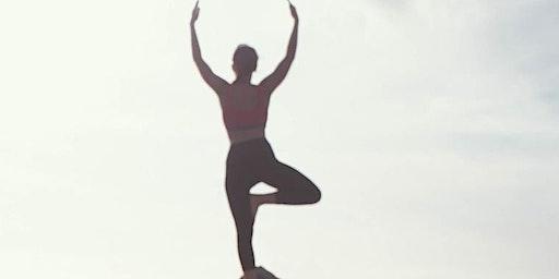 Reiki Infused Yoga & Meditation Class