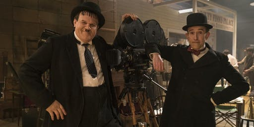 Stan & Ollie (PG) - The Ritz @St Vincent