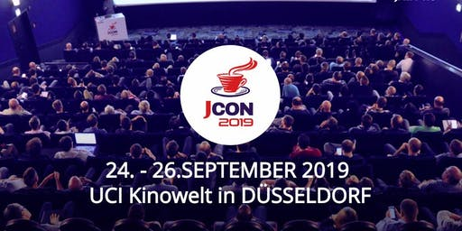 JCON 2019 - THE JAVA COMMUNITY CONFERENCE