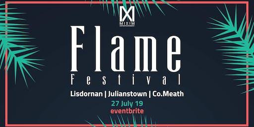 FLAME FESTIVAL 2019