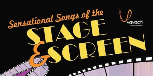 Sensational Songs of the Stage and Screen