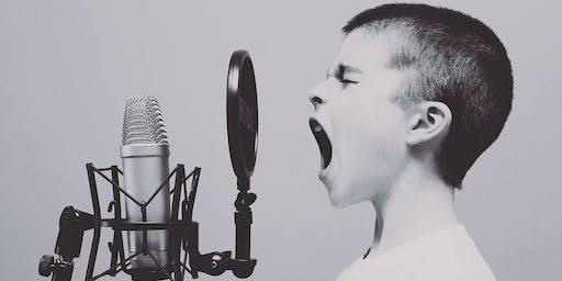 Apprivoisez votre voix - Les bases en 10 h / Été 2019