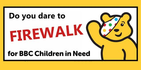 Firewalk for Children in Need 2019!! tickets