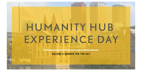 Humanity Hub Experience Day tickets