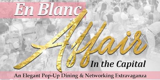 En Blanc Affair in The Capital