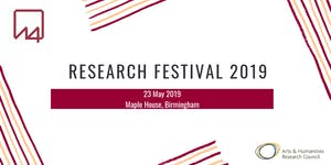 Midlands4Cities Research Festival 2019