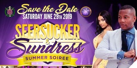 Seersucker & Sundress Summer Soiree -2019 tickets