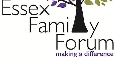 Vision for SEND in Essex -  parent/carer engagement PM workshop, BASILDON
