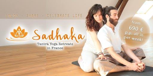 Tantra Yoga retreat