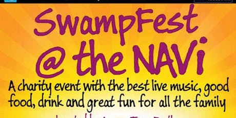 Swampfest@theNavi2019 tickets