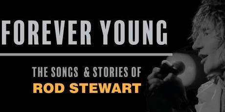 Forever Young Rod Stewart Tribute - Live in The Westgrove Hotel in Clane tickets