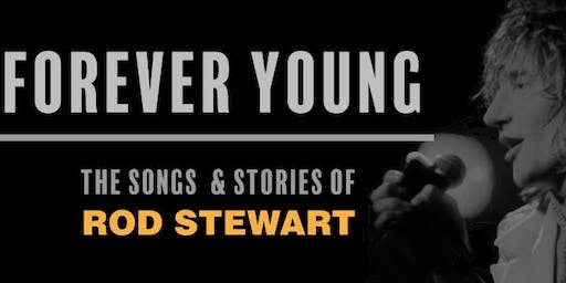 Forever Young Rod Stewart Tribute - Live in The Westgrove Hotel in Clane