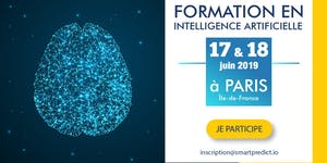 FORMATION DE BASE en INTELLIGENCE ARTIFICIELLE